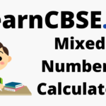 Mixed-Numbers-Calculator