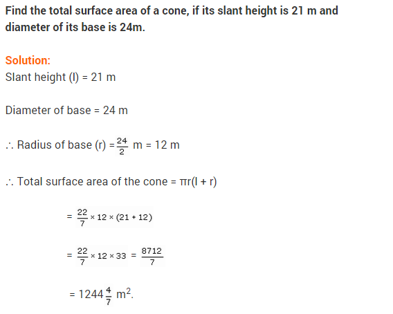 NCERT Solutions Class 9 Maths Chapter 13 Surface Areas and Volumes Ex 13.3 A4