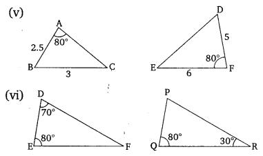 NCERT Solutions For Class 10 Maths Chapter 6 Triangles Ex 6.1 Q8