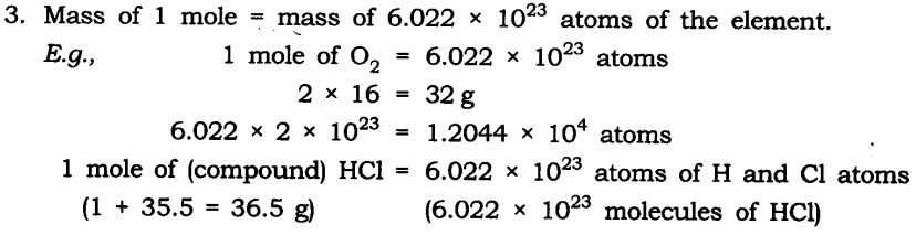 NCERT Solutions For Class 9 Science Chapter 3 Atoms and Molecules LAQ Q4