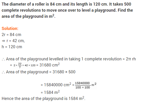 NCERT Solutions for Class 9 Maths Chapter 13 Surface Areas and Volumes Ex 13.2 A4
