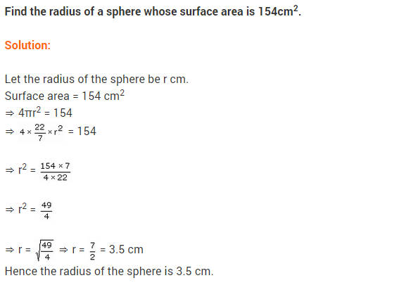 NCERT Solutions for Class 9 Maths Chapter 13 Surface Areas and Volumes Ex 13.4 A6