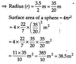 NCERT Solutions for Class 9 Maths Chapter 13 Surface Areas and Volumes Ex 13.4 Q2.2
