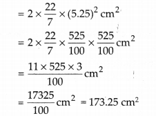 NCERT Solutions for Class 9 Maths Chapter 13 Surface Areas and Volumes Ex 13.4 Q8.1