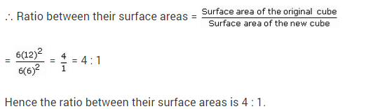 NCERT Solutions for Class 9 Maths Chapter 13 Surface Areas and Volumes Ex 13.5 A8.1