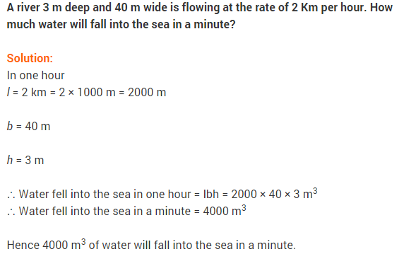NCERT Solutions for Class 9 Maths Chapter 13 Surface Areas and Volumes Ex 13.5 A9