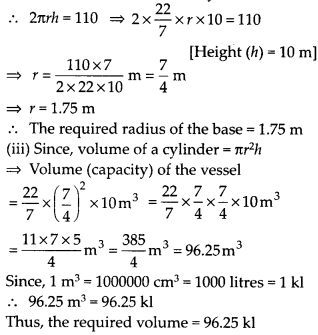 NCERT Solutions for Class 9 Maths Chapter 13 Surface Areas and Volumes Ex 13.6 Q5.1