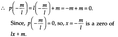 NCERT Solutions for Class 9 Maths Chapter 2 Polynomials Ex 2.2 Q3.1
