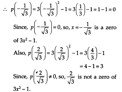 NCERT Solutions for Class 9 Maths Chapter 2 Polynomials Ex 2.2 Q3.2