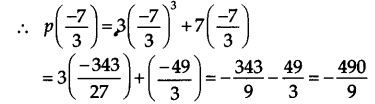 NCERT Solutions for Class 9 Maths Chapter 2 Polynomials Ex 2.3 Q3