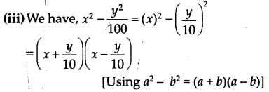 NCERT Solutions for Class 9 Maths Chapter 2 Polynomials Ex 2.5 Q3