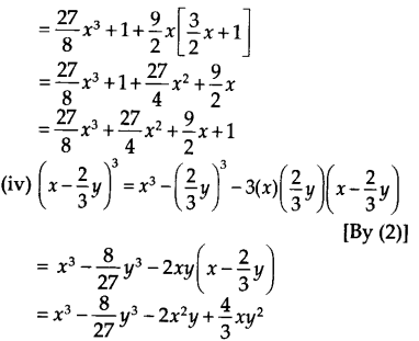 NCERT Solutions for Class 9 Maths Chapter 2 Polynomials Ex 2.5 Q6.2