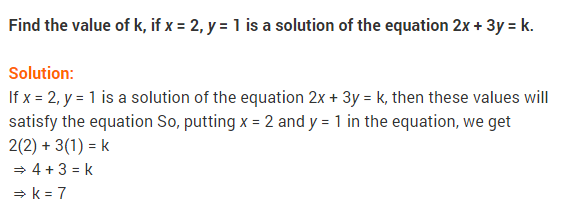 NCERT Solutions for Class 9 Maths Chapter 4 Linear Equations in Two Variables Ex 4.2 Q9