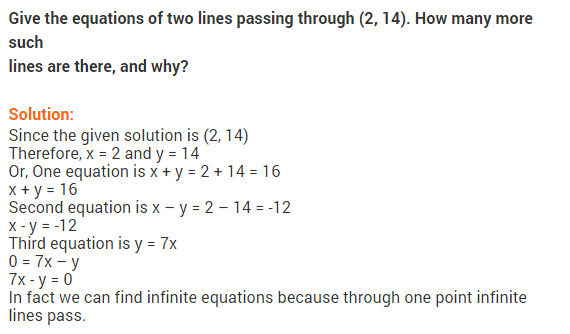 NCERT Solutions for Class 9 Maths Chapter 4 Linear Equations in Two Variables Ex 4.3 Q15