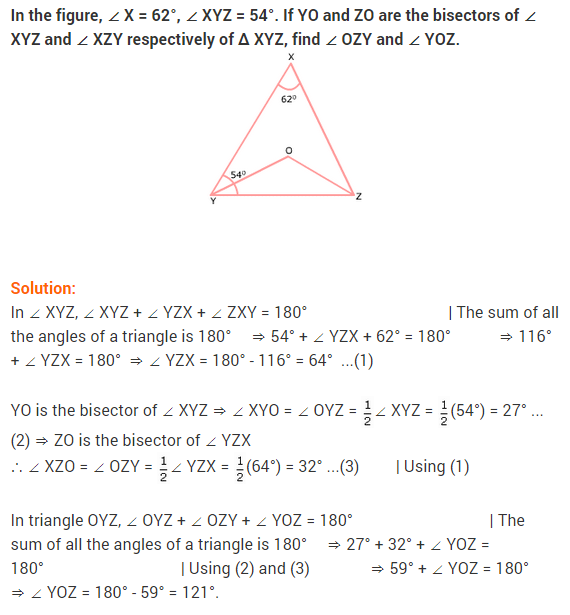NCERT Solutions for Class 9 Maths Chapter 6 Lines and Angles Ex 6.3 Q14