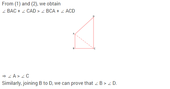 NCERT Solutions for Class 9 Maths Chapter 7 Triangles Ex 7.4 q4.1