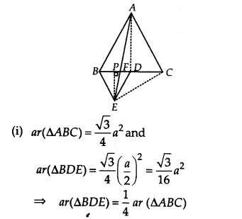 NCERT Solutions for Class 9 Maths Chapter 9 Areas of Parallelograms and Triangles Ex 9.4 Q5.1