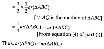 NCERT Solutions for Class 9 Maths Chapter 9 Areas of Parallelograms and Triangles Ex 9.4 Q7.4