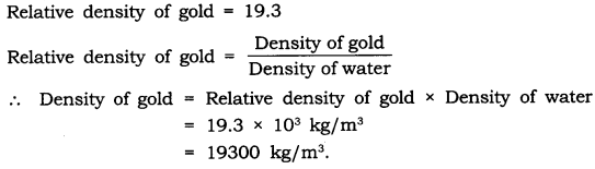 NCERT Solutions for Class 9 Science Chapter 10 Gravitation SAQ Q5