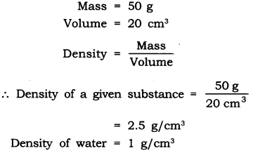 NCERT Solutions for Class 9 Science Chapter 10 Gravitation Textbook Questions Q21