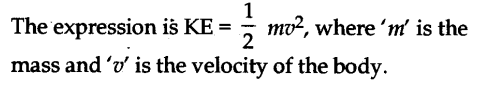 NCERT Solutions for Class 9 Science Chapter 11 Work Power and Energy Page 152 Q2