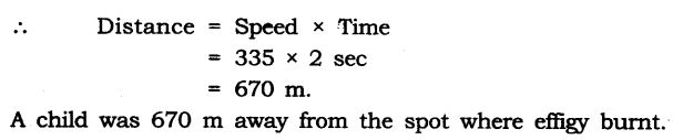 NCERT Solutions for Class 9 Science Chapter 12 Sound LAQ Q4.1