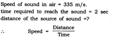NCERT Solutions for Class 9 Science Chapter 12 Sound LAQ Q4