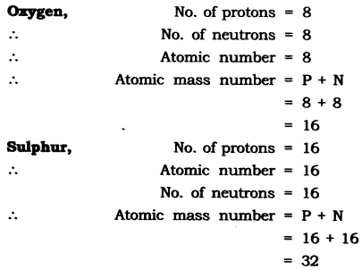NCERT Solutions for Class 9 Science Chapter 4 Structure of Atom Intext QUestions Page 52 Q2.2