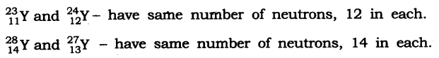 NCERT Solutions for Class 9 Science Chapter 4 Structure of Atom SAQ Q7.1
