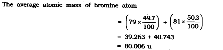 NCERT Solutions for Class 9 Science Chapter 4 Structure of Atom Textbook Questions Q10