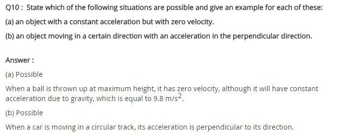 NCERT Solutions for Class 9 Science Chapter 8 Motion 20