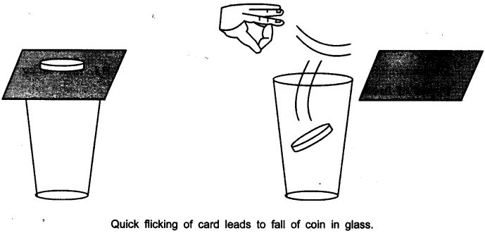 NCERT Solutions for Class 9 Science Chapter 9 Force and Laws of Motion Activity Based Q2
