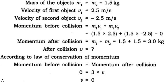 NCERT Solutions for Class 9 Science Chapter 9 Force and Laws of Motion Extra Questions Q11