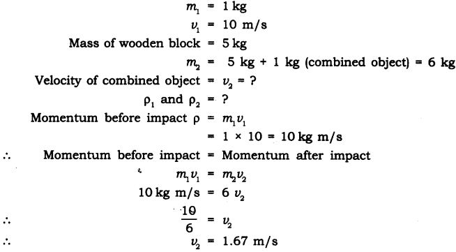 NCERT Solutions for Class 9 Science Chapter 9 Force and Laws of Motion Extra Questions Q15