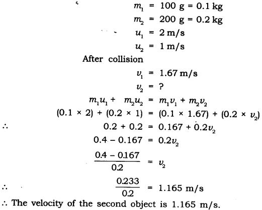 NCERT Solutions for Class 9 Science Chapter 9 Force and Laws of Motion Intext Questions Page 126 Q4
