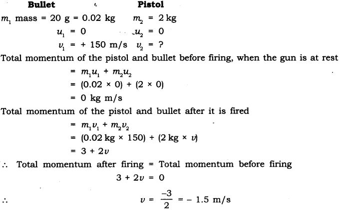 NCERT Solutions for Class 9 Science Chapter 9 Force and Laws of Motion SAQ Q17