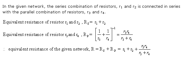 Frank ICSE Class 10 Physics Solutions Current Electricity 22
