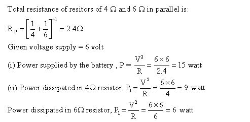 Frank ICSE Class 10 Physics Solutions Current Electricity 40