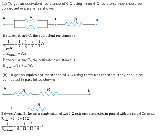 Frank ICSE Class 10 Physics Solutions Current Electricity 53