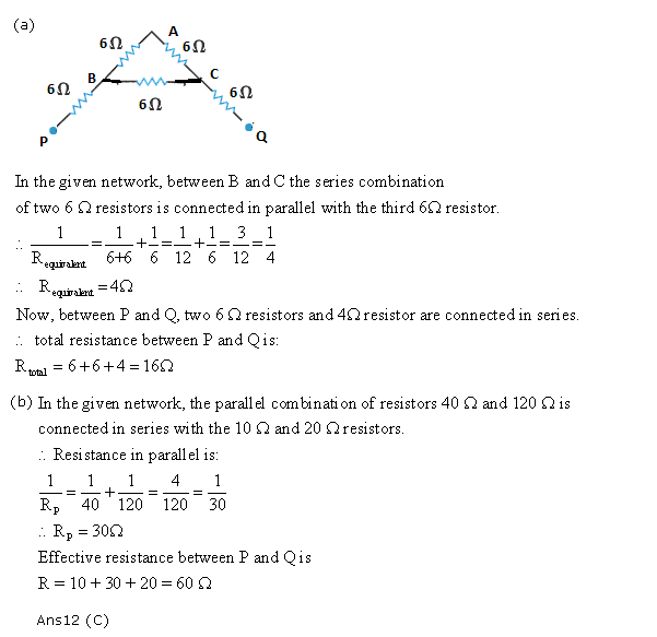 Frank ICSE Class 10 Physics Solutions Current Electricity 55