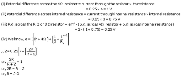 Frank ICSE Class 10 Physics Solutions Current Electricity 86