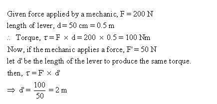 Frank ICSE Class 10 Physics Solutions Force, Work, Energy and Power 4
