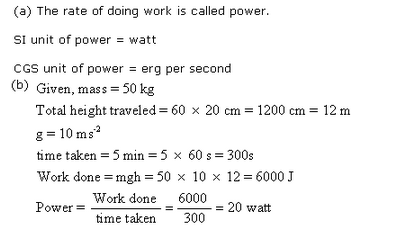 Frank ICSE Class 10 Physics Solutions Force, Work, Energy and Power 42
