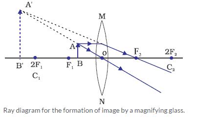 Frank ICSE Class 10 Physics Solutions Light 28
