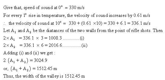 Frank ICSE Class 10 Physics Solutions Sound 13