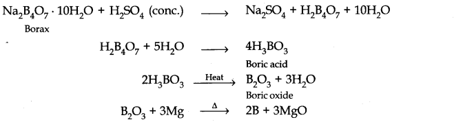 NCERT Solutions for Class 11 Chemistry Chapter 11 The p-Block Elements LAQ Q3
