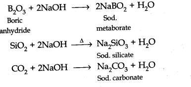 NCERT Solutions for Class 11 Chemistry Chapter 11 The p-Block Elements Q26
