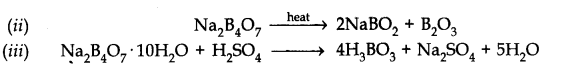 NCERT Solutions for Class 11 Chemistry Chapter 11 The p-Block Elements Q30.1