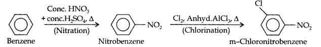 NCERT Solutions for Class 11 Chemistry Chapter 13 Hydrocarbons Q13.1