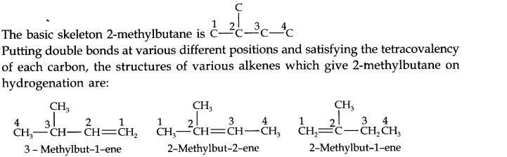 NCERT Solutions for Class 11 Chemistry Chapter 13 Hydrocarbons Q21